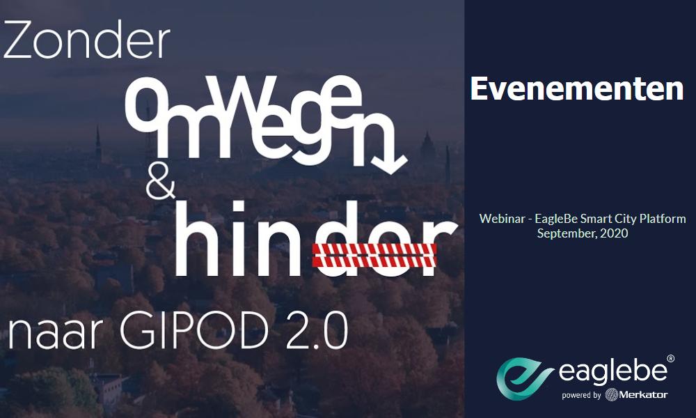 GIPOD 2.0 Webinar – Evenementen