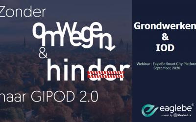 GIPOD 2.0 Webinar – IOD & Grondwerken