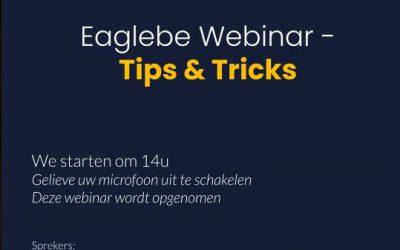 Webinar 2021 – Tips & Tricks